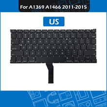 10pcs/Lot A1466 Keyboard US Layout for Macbook Air 13″ A1369 A1466 Replacement keyboard 2011 2012 2013 2014 2015 Year