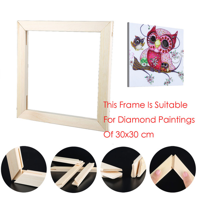Wooden Frame for Canvas Painting