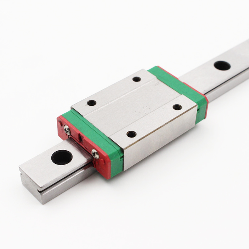 HIWIN MGN15 MGN15C1R1000Z0CM Linear Guideways Rail MGNR15R 1000mm with 1pcs MGN15C Carriage Block CNC DIY 3D printer Miniature hiwin mgn15 mgn15c4r800z0cm linear guideways rail mgnr15r 800mm with 4pcs mgn15c carriage block cnc diy 3d printer miniature