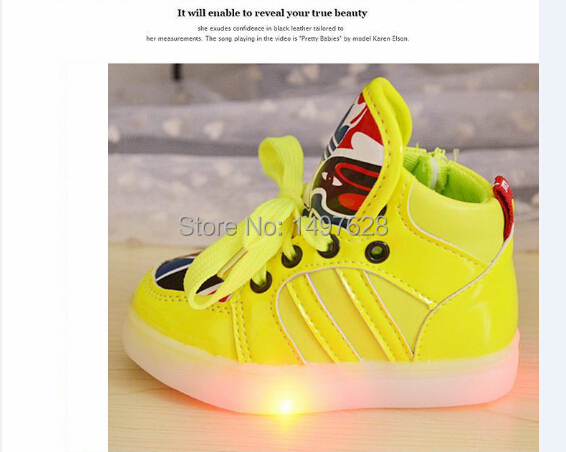 basket adidas led fille