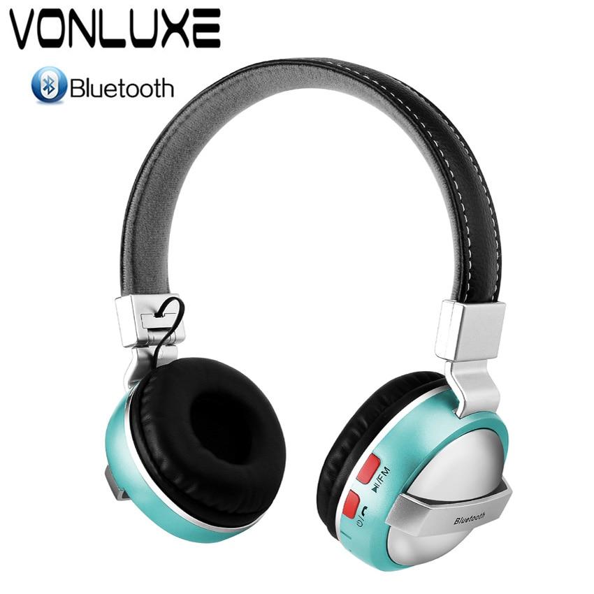 ФОТО Headphones Bluetooth Headset Earphone Wireless Headphones Stereo Foldable Sport Earphone Microphone Headset Handfree MP3 Player