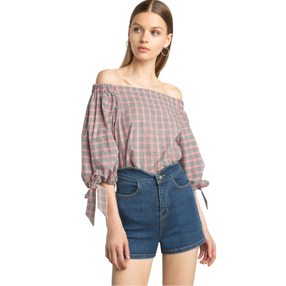 Compare Prices on Half Shoulder Shirt- Online Shopping/Buy Low ...