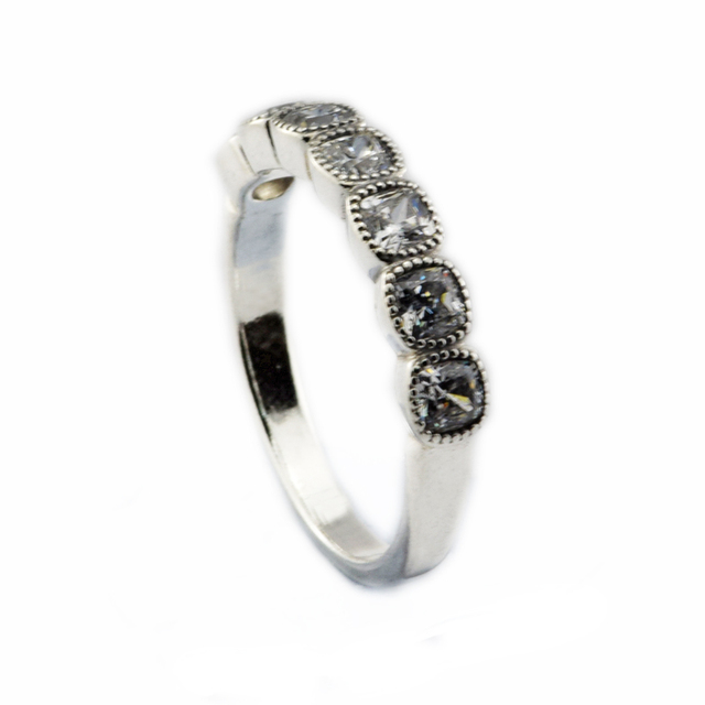 Compatible With pandora Jewelry Original Silver Rings 100% 925 sterling-silver-jewelry Dazzling Droplet Clear CZ Fine Jewelry