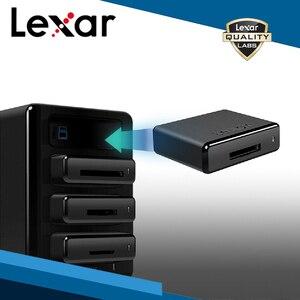 Image 4 - Lexar flux de travail HR1 lecteur de flux de travail tableau SD CF TF UH1 lecteur USB3.0 lecteur de carte de flux de travail USB 3.0 lecteur de carte mémoire haute vitesse