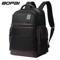 BOPAI Multifunction Large Capacity Laptop Backpack Anti Theft USB Charging Backpack Men Shoulders Bag Travel Backpack