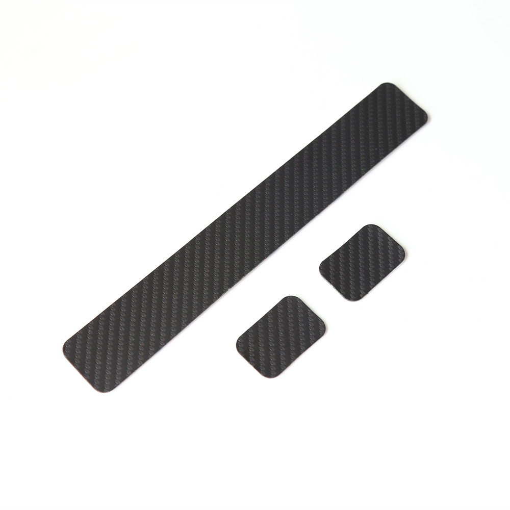 Bicycle Anti-puncture Chain Stay Protector PU Leather Bike Chain Stay Frame Protector Stickers