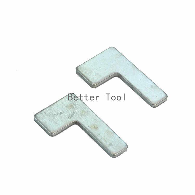 Universal Kunci Mesin Fixture Clamp Chip Bagian Alat Tukang Kunci untuk Salinan Kunci Duplikat Mesin Pemotong untuk Mobil Khusus