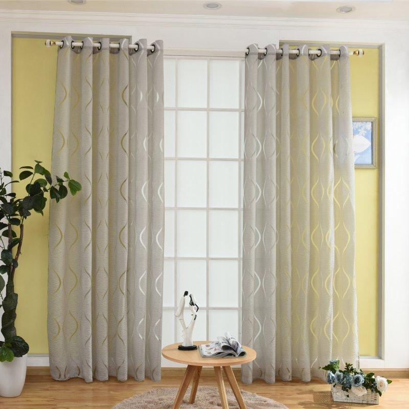 Colorful Living Room Curtains: 100 * 200CM Colorful Kitchen Window Curtain Panel Living