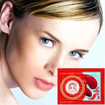 Love Thanks 23K Gold Eye Mask Collagen Eye Patches Sleeping Remove Eye wrinkles 2Pcs/Pack Creams