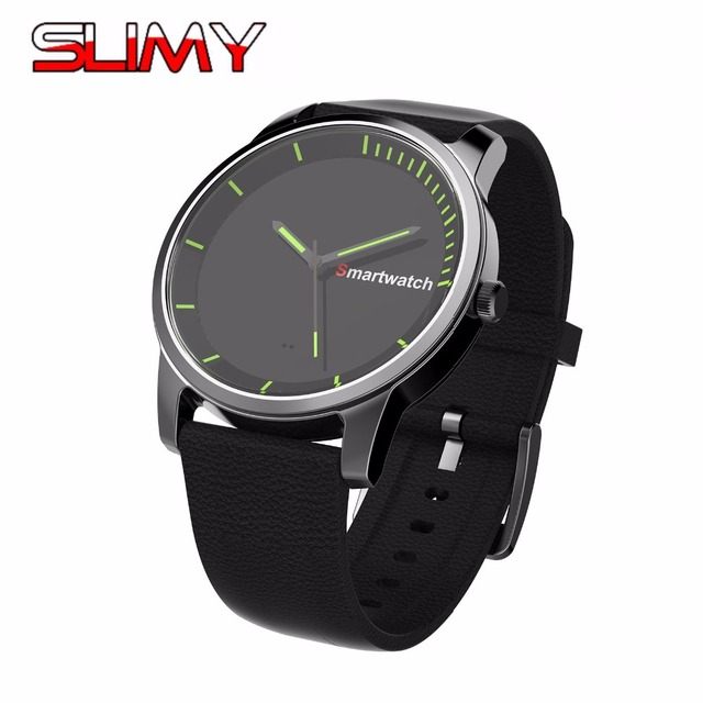Slimy N20 Smart Watch Waterproof IP68 30 Meter Passometer Message Reminder Ultra-long Standby Swimming Sports Activities Tracker