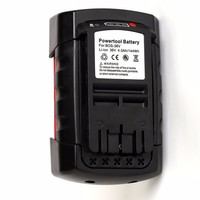 New Replacement 36V 4.0A Lithium Cordless Power Tools Battery for Bosch 2607336173 BAT810 BAT836 BAT840 D-70771