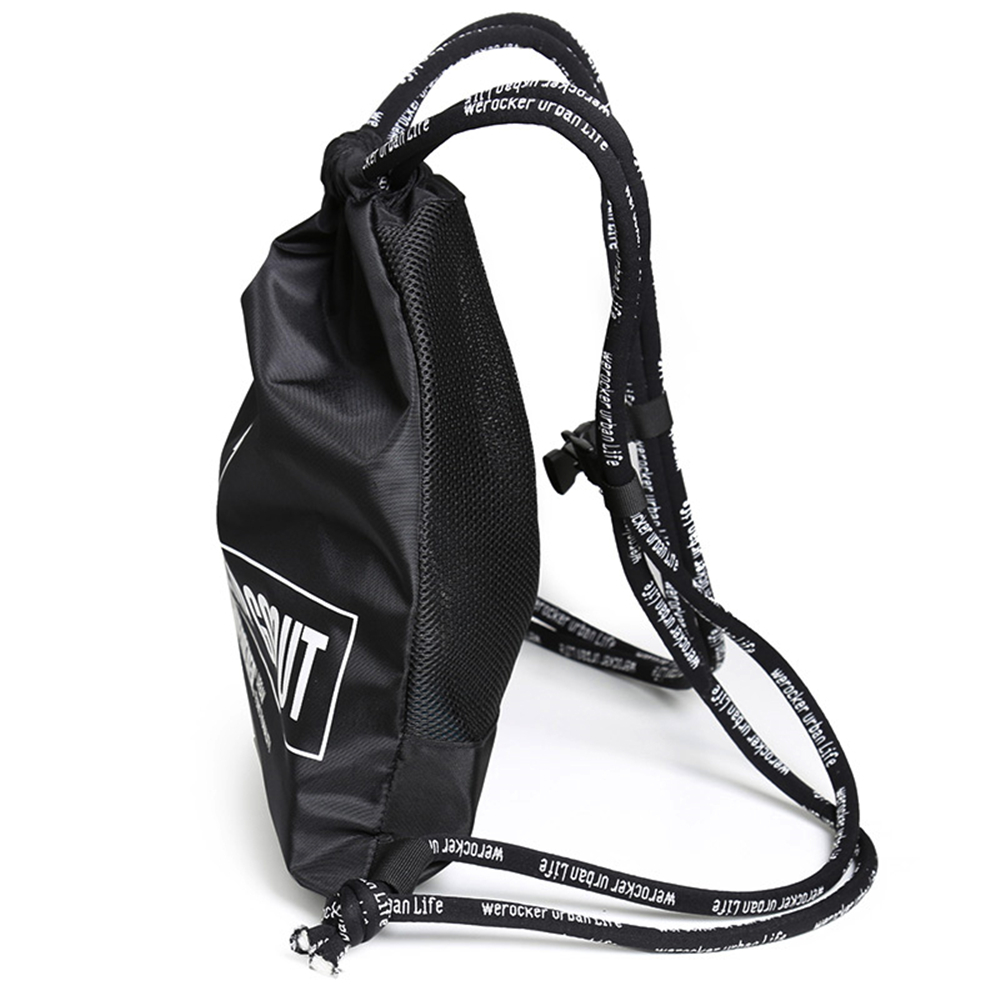 Casual Beam bag bag Shoulder bag Men Street Fashion Shopping Couple Beam bag Backpack Fitness Brand Customization in Backpacks from Luggage Bags