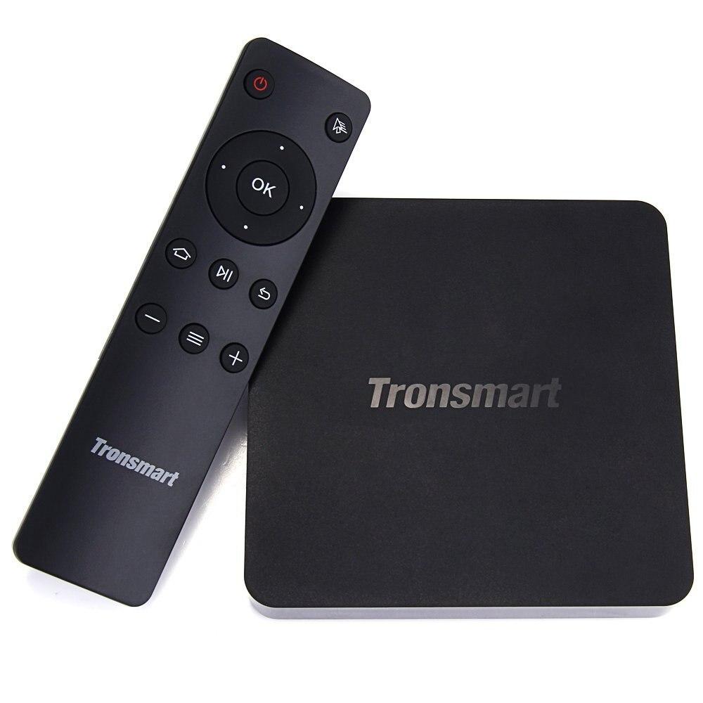 Usado, Tronsmart Vega S95 Telos S905 Amlogic Cuadro de TV Android 4 K XBMC/KODI 2G/16G OTT AC segunda mano  Se entrega en toda España