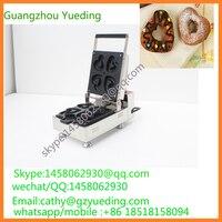 Commercial Heart shaped mini donut machine waffle making maker machine