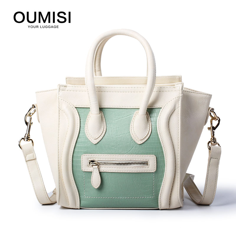 OUMISI Newest Fashion Small PU Leather Crossbody Bags Women's Designer Brand Handbags High Quality Ladies Shoulder Messenger Bag ybyt brand 2017 new pu leather women high quality handbags fashion designer bag ladies simple shoulder messenger crossbody bags