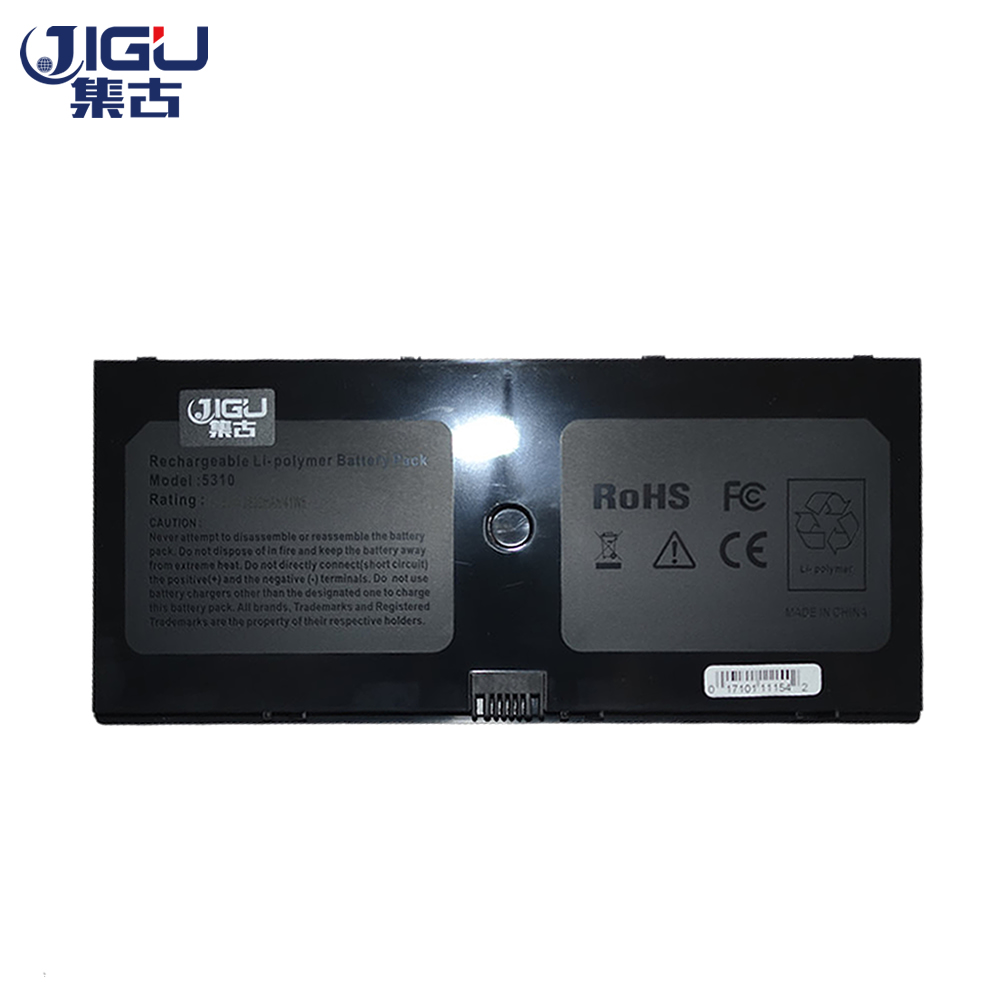 JIGU Laptop <font><b>Battery</b></font> 538693-271 538693-961 580956-001 AT907AA BQ352AA FL04 FL04041 HSTNN-C72C FOR <font><b>HP</b></font> <font><b>PROBOOK</b></font> <font><b>5310m</b></font> <font><b>PROBOOK</b></font> 5320m image
