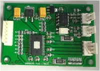 motor drive 2 phase 4 wire 42 step motor drive plate  With two photoelectric limit switches (1)