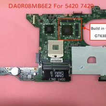 Brand New For Dell 14R 5420 7420 Laptop Motherboard with Nvi