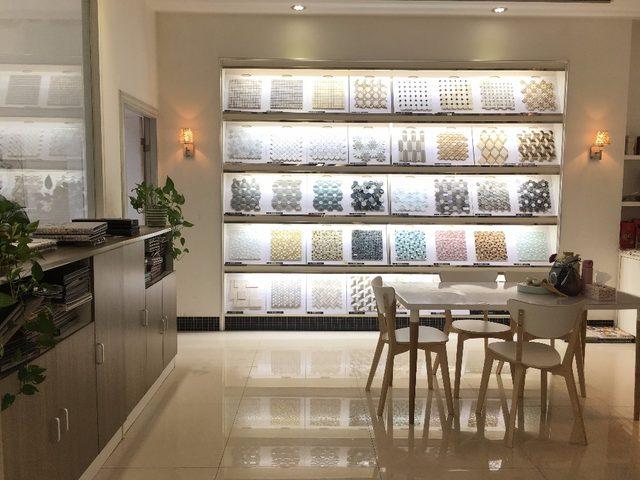 Online Shop Porcellana Mosaico di Ciottoli Art Fambe Ceramica ...