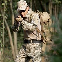 Military Tactical Clothes Camouflage Uniform Airsoft War Game Frog Suits T Shirt Pant
