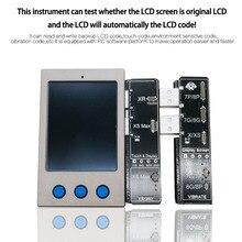 W13 ЖК-дисплей окружающего света Сенсор вибратор ремонт IP дисплей ПРОГРАММАТОРЫ eeeprom для iPhone 7-XS/XSM XR