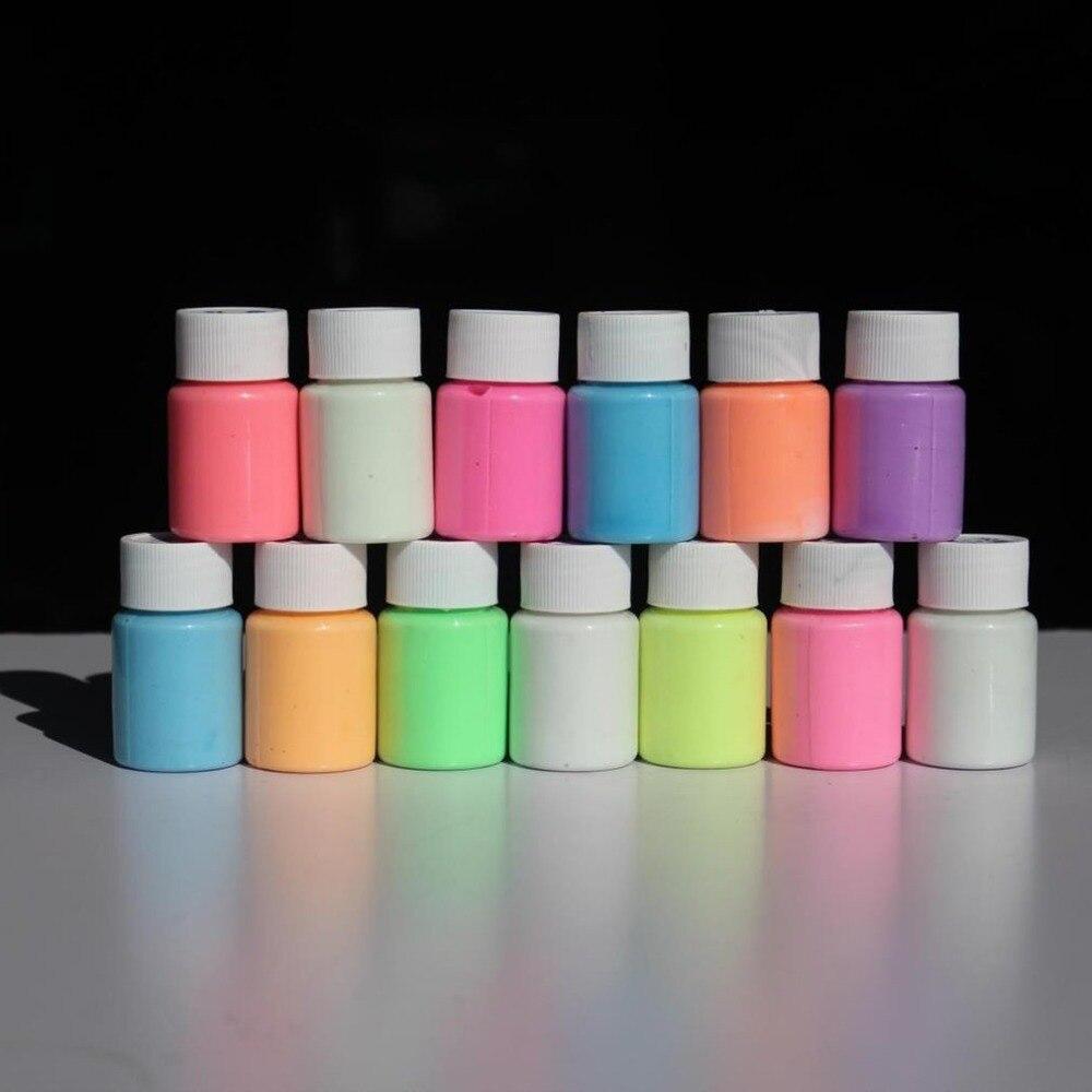 Image 4 - High Gloss Luminous Paint Waterproof Long Lasting Fluorescent Liquid Luminous Powder Luminous Paint Water Based-in Outdoor Tools from Sports & Entertainment