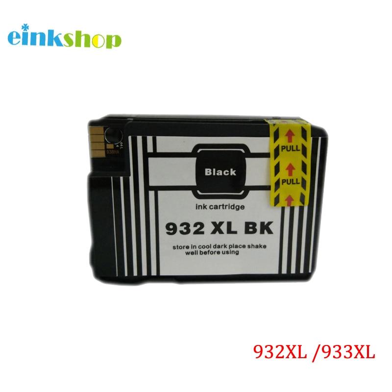 Einkshop compatível Cartuchos de Tinta de substituição para HP 932 - Eletrônica de escritório - Foto 2