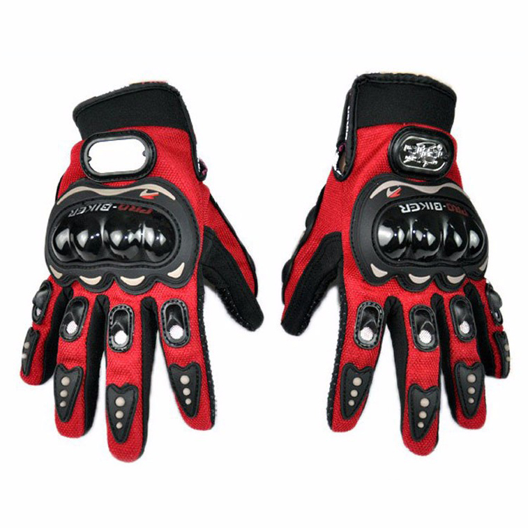Hot Sale Fashion New Motorcycle Gloves Full Finger Men Sports Motorbike Motocross Protective Gear Racing Breathable Glove M-XXL