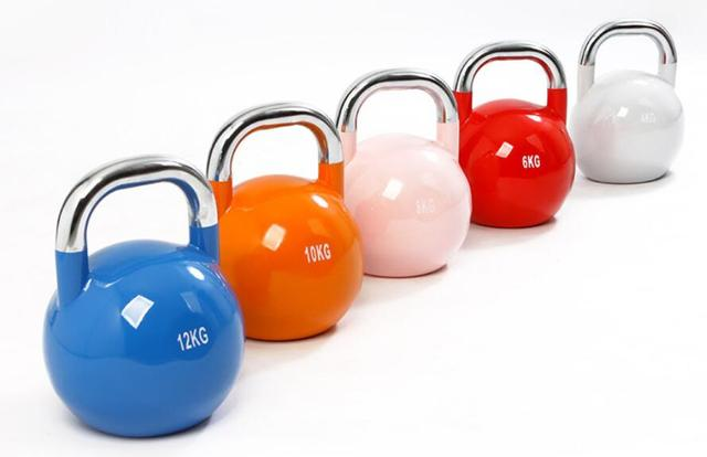 Fitness Lifting Dumbbell  4