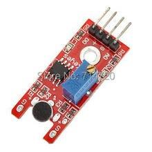 Microphone Voice Sound Sensor Module For (For Arduino)