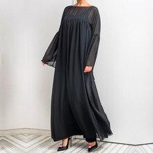 4c8d4242736ef Buy silk maxi dress black and get free shipping on AliExpress.com