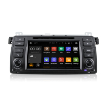 "7 ""5.1.1 Quad Core Android Radio de Coche DVD de Navegación GPS Multimedia Central para BMW Serie 3 E46 1998 1999 2001 2002 2003 2004 3G"