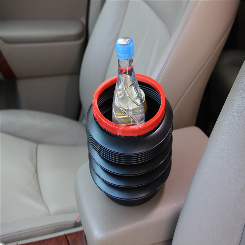 Bucket Car-Storage-Bin Folding Outdoor Portable Can Fishing Multifunctional