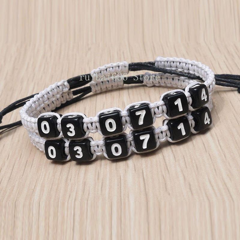 Paare Armbänder Set, speichern sie die Datum Paare Armbänder ...