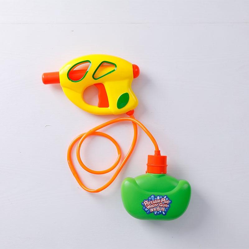 Portable Water Gun Child Pressure Spray Gun Toy Shooting Toy Kids Beach Playful Toys Summer Outdoor Swimming Pool Game Tools