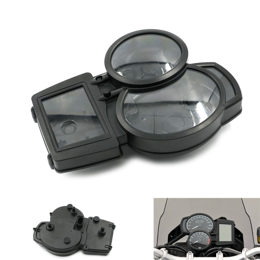 F800 GS F800GS Motorcycle Gauges Case Cover Housing Speedometer Tachometer For BMW F 800 GS 2008 2009 2010 2011 2012 2013 car rear trunk security shield shade cargo cover for nissan qashqai 2008 2009 2010 2011 2012 2013 black beige