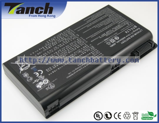 Laptop battery for <font><b>MSI</b></font> BTY-L74 CR630 957-173XXP-102 <font><b>GE700</b></font> 91NMS17LD4SU1 CX630 MS-1731 CR610-013 11.1V 6 cell image