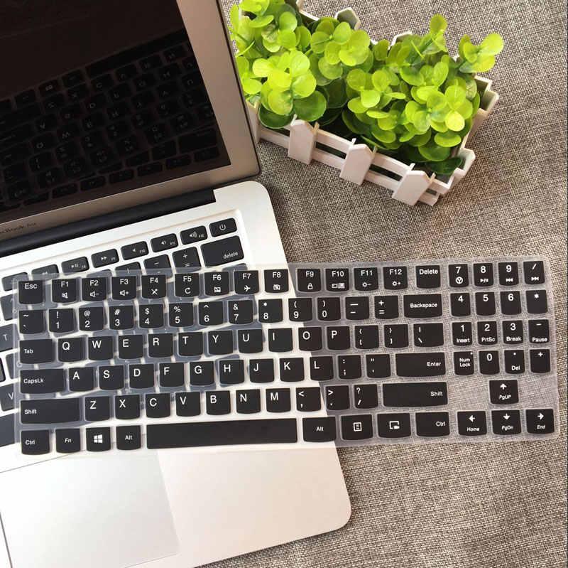 15 дюймов силиконовая клавиатура защитная оболочка покрытие для 15,6 дюймов lenovo Легион Y720 Y520 Y530 R720 R730 15ikbn R720-15IKBN ноутбук