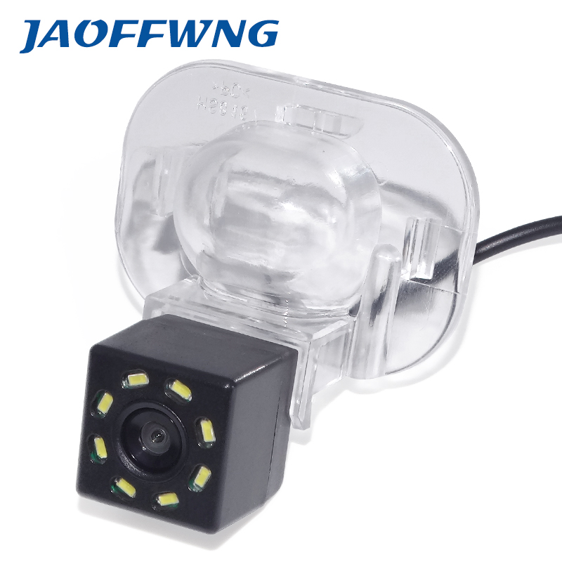 Waterproof Car Parking Assistance Reversing Back Rear View Camera for Hyundai Verna Solaris Sedan /For KIA FORTE Free Shipping