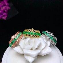 Tovao 925 Emerald