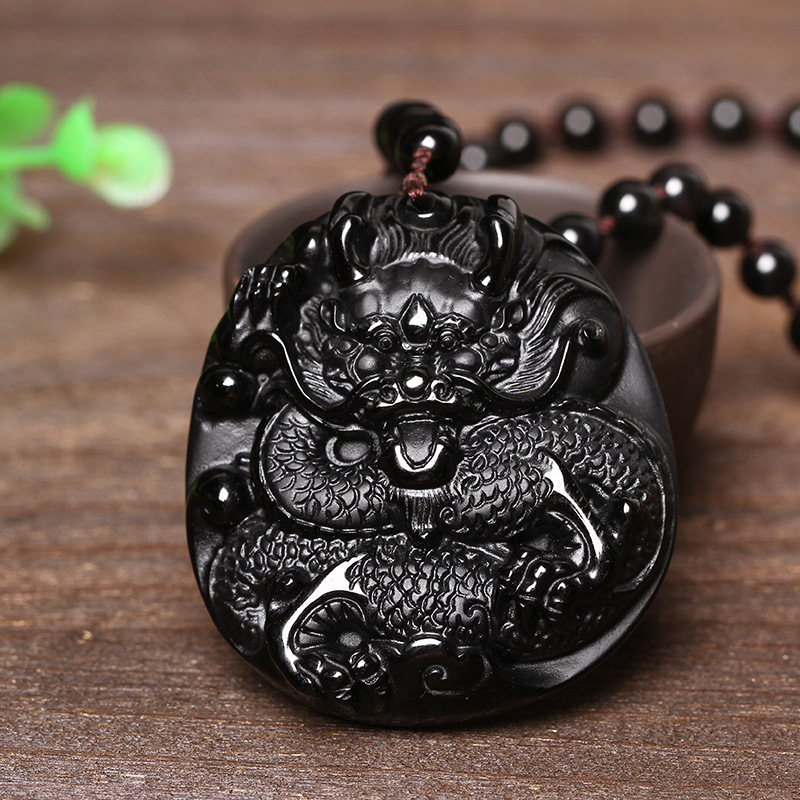 Counter genuine wholesale supply natural matte black obsidian counter genuine wholesale supply natural matte black obsidian pendant necklace and large raptors evil accessories in pendants from jewelry accessories on aloadofball Image collections