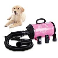 Фен для домашних питомцев ПЭТ воды воздуходувки Сушилка Обогреватель воздуховод фен зоотоваров подходит для больших и маленькие собаки, пи