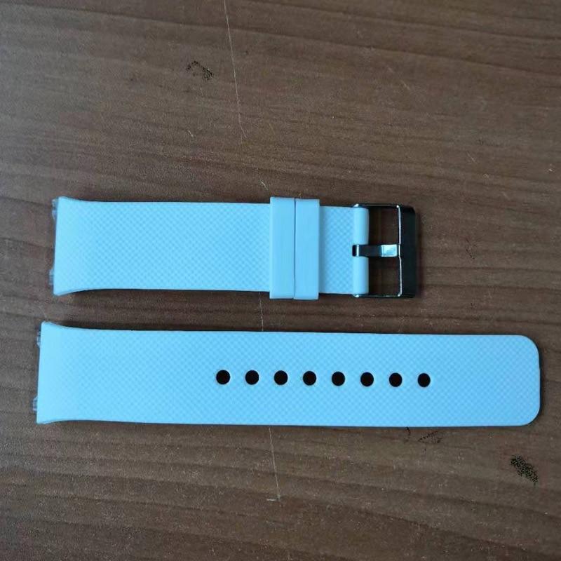 פלאזמה Smart רצועת-השעון סיליקון שעוני יד רצועה להחלפה שעונים Band עבור DZ 09 שעונים XJ66 (4)