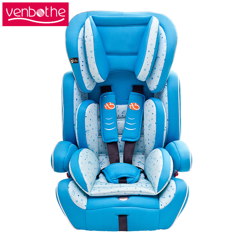 Fashion Children Car Seat, Kid's Chair for Car,  Baby Car Seat, Auto Chair for 9 Months ~ 12 Years Old Kid vehicle car accessories auto car seat cover back protector for children kick mat mud clean bk