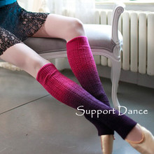 Soporte calentadores para Ballet, cambio Gradual de colores, DKW16
