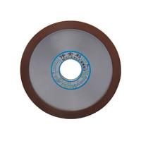 150mm Diamond Grinding Wheels 150 180 240 320 Grain Grinding Disc Rotary For Milling Cutter Power