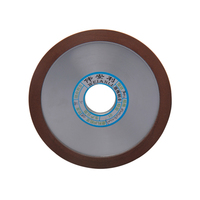 150mm Diamond Grinding Wheels 150 180 240 320 Grain Grinding Disc Rotary For Milling Cutter Power