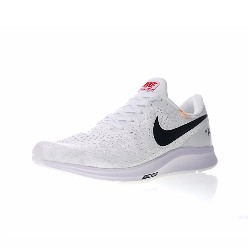 554ef0363784 Original New Arrival Authentic NIKE ZOOM PEGASUS 35 x Offwhite Men s  Breathable Running Shoes Sneakers Sport Outdoor 942851 100-in Running Shoes  from Sports ...