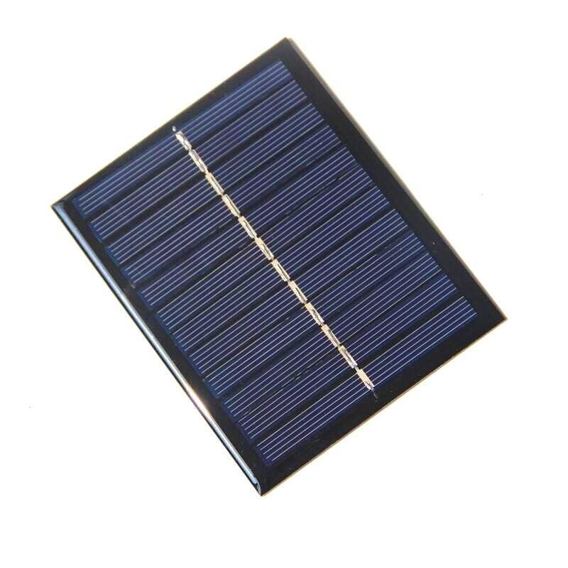Buheshui Mini 1.5 W 6 V Zonnecel Polykristallijne Solar Module Diy Solar Charger 112*91*3 Mm 10 Stks/partij Gratis Verzending Zeer EfficiëNt Bij Het Behouden Van Warmte