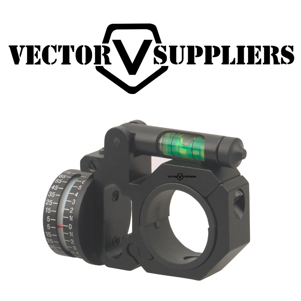 וקטור אופטי 30mm / 25.4mm ADI אופקי & אנכי - ציד